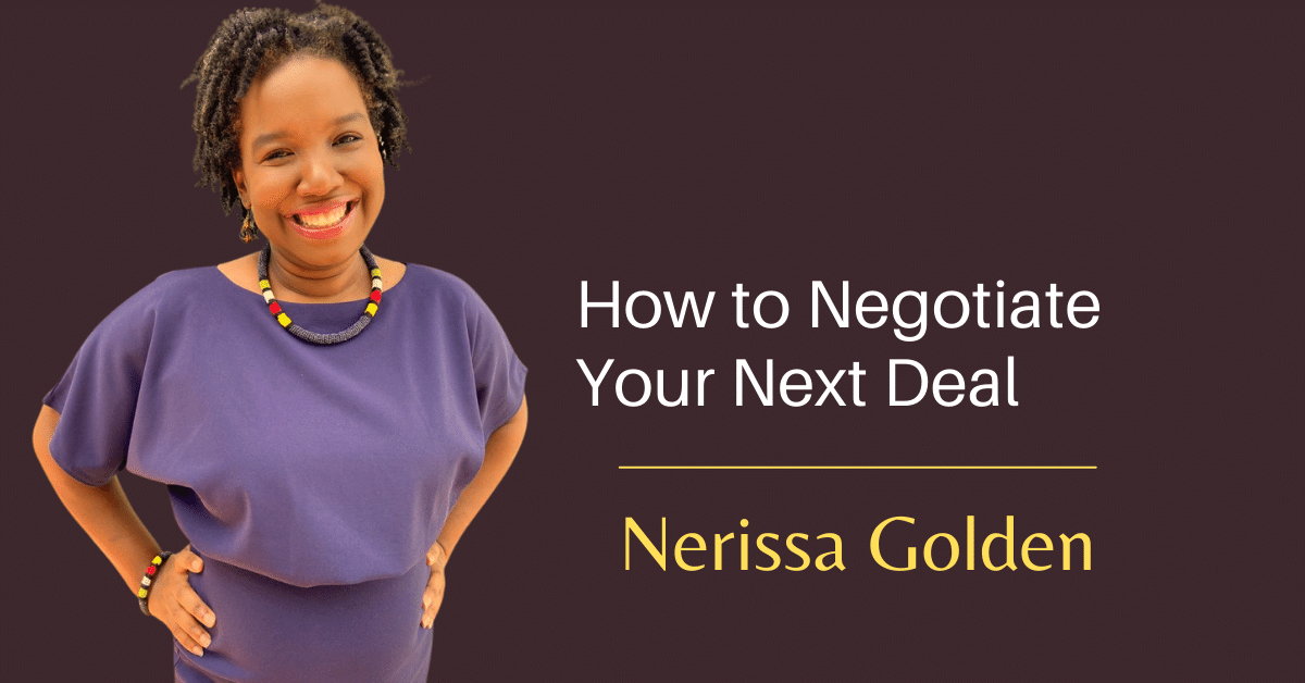 NG Blog Banner - Negotiate your next deal